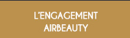 L'engagement AirBeauty